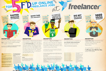 Freelancer Infographic Infographic