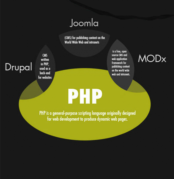 Fresh N New Benchmark Performance Stuff in PHP 5.4 Infographic