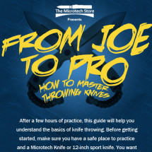 From Joe to Pro: How To Master Throwing Knives Techniques  Infographic