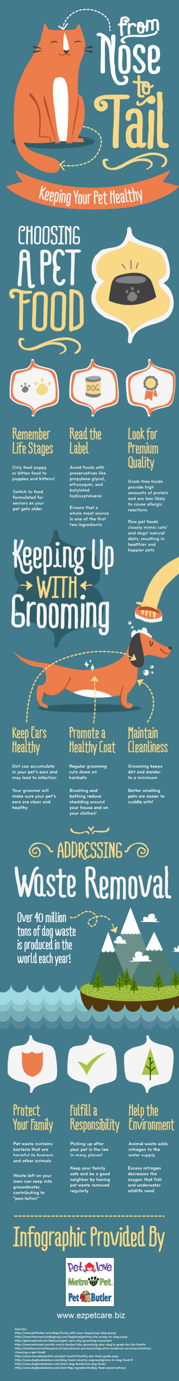 From Nose to Tail: Keeping Your Pet Healthy