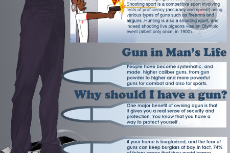 Fun in Gun Infographic