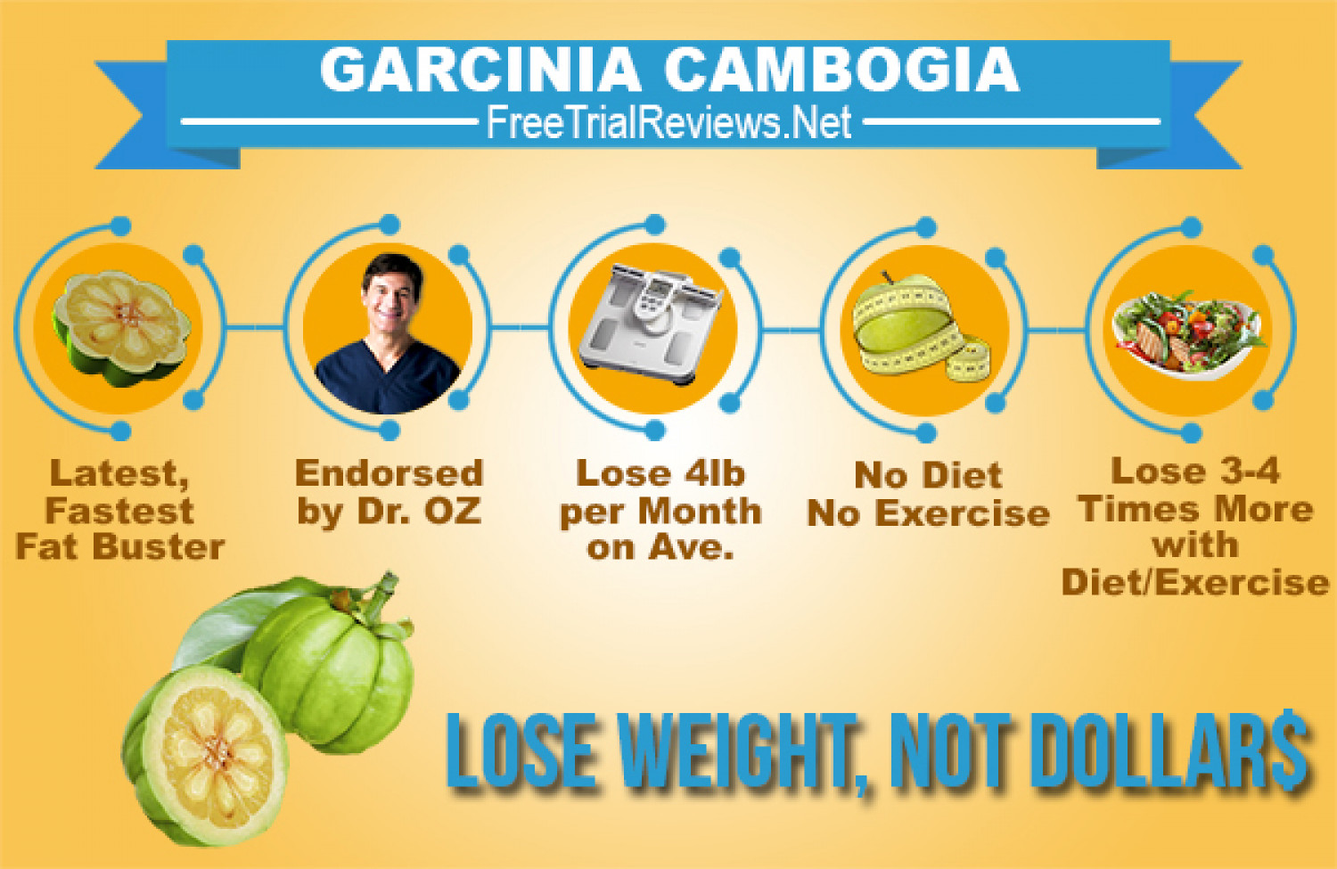 All About Garcinia Cambogia In Infographic
