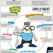 Generation Z Infographic
