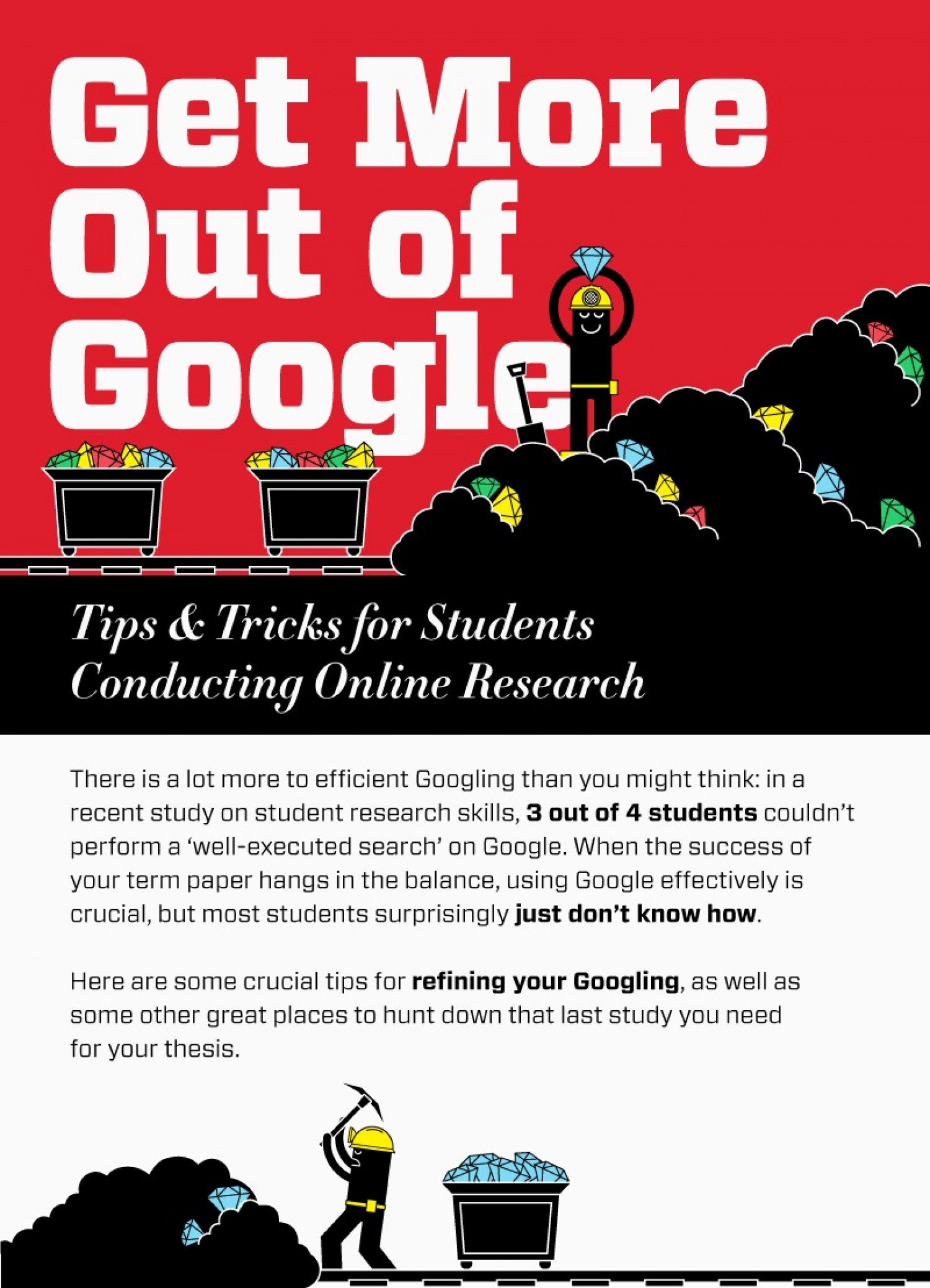 Get More Out Of Google Infographic