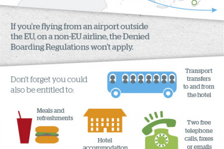 Get To Know Your Flight Rights Infographic