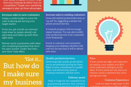 Get Your Small Business Ready For Take Off Infographic