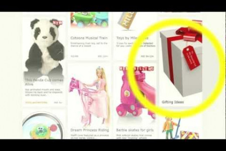 Gifting Toys | A Video On Key Pointers Infographic