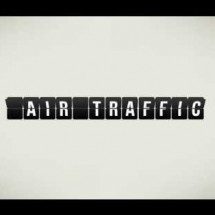 Global Air Traffic Infographic