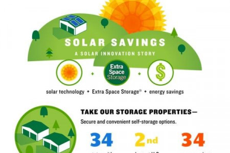 Going solar has big financial rewards! Infographic