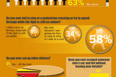 Good Driver? Bad Driver? Infographic