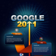 GOOGLE 2011 Infographic