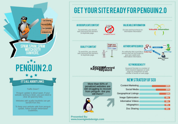 Google Penguin 2.0 Update - How can we get safe from this?