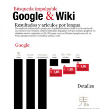 Google & Wiki Infographic