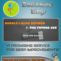 Google's Algo Defined  Infographic
