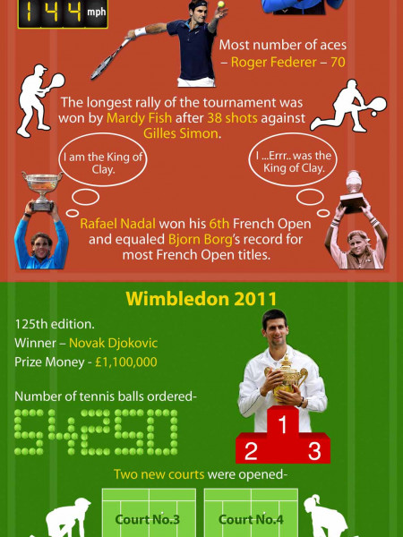 Grand Slam Illustrated Infographic