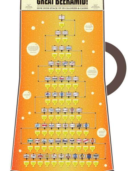 Great Beeramid! Infographic