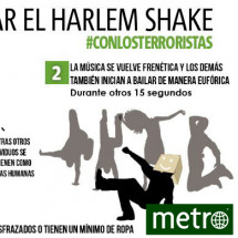 Gua: Cmo bailar el Harlem Shake? Infographic