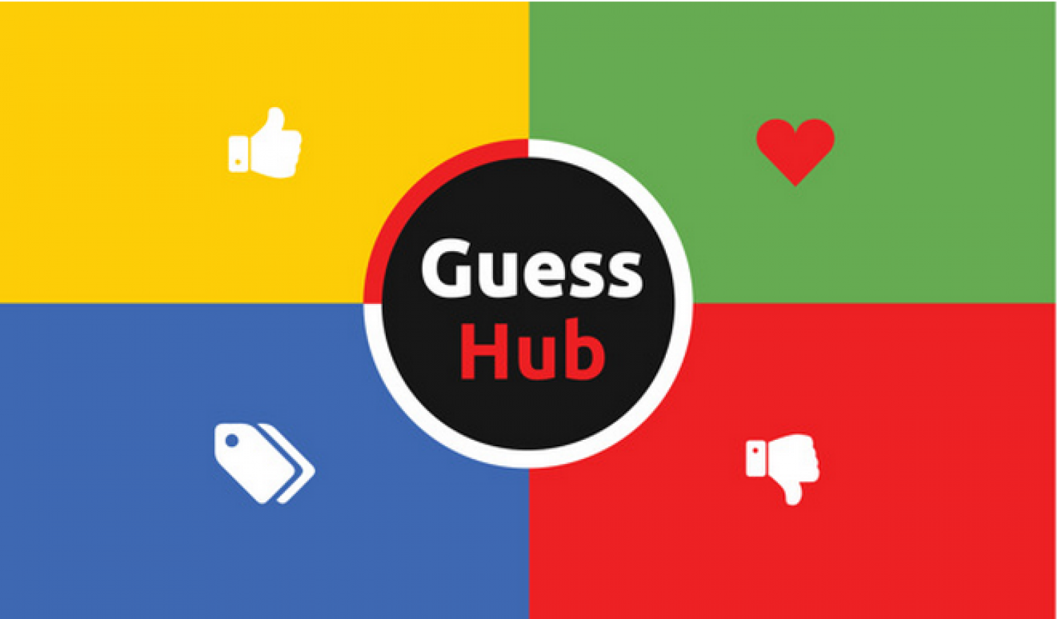 Guess Hub Game Infographic