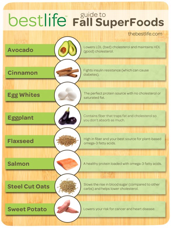 Best superfoods of fall for Fall cooking tips