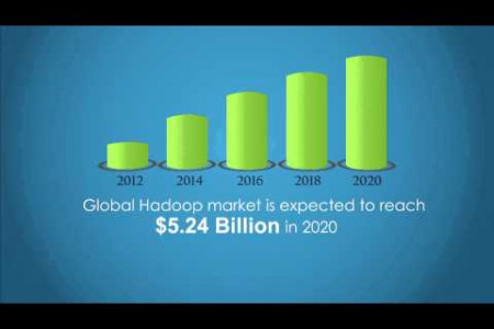 Hadoop Market is Growing by Leaps-and-Bounds  Infographic