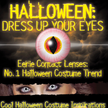 Halloween Costume Ideas Infographic