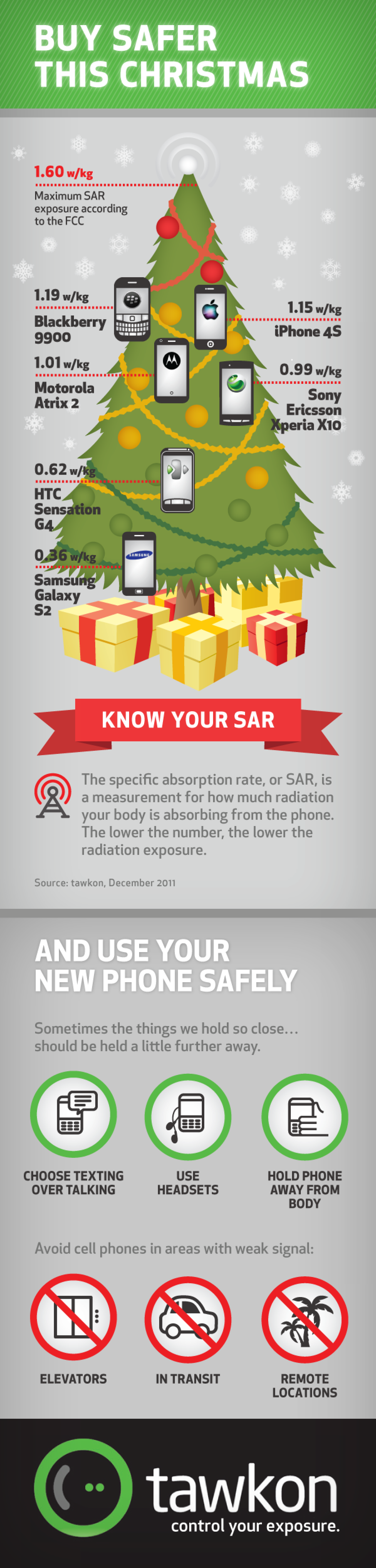 Have a merry, mobile Christmas (and an app-y new year!) Infographic