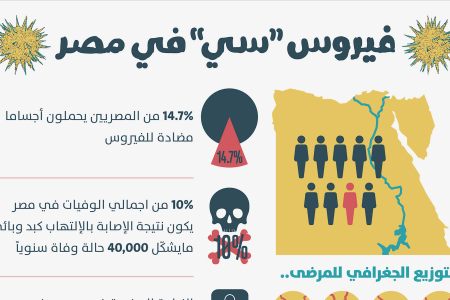 HCV in Egypt Infographic