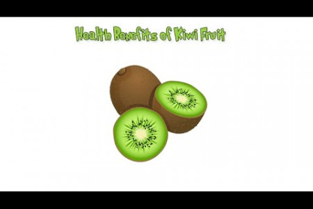 Health Benefits of Kiwi Fruit  Infographic