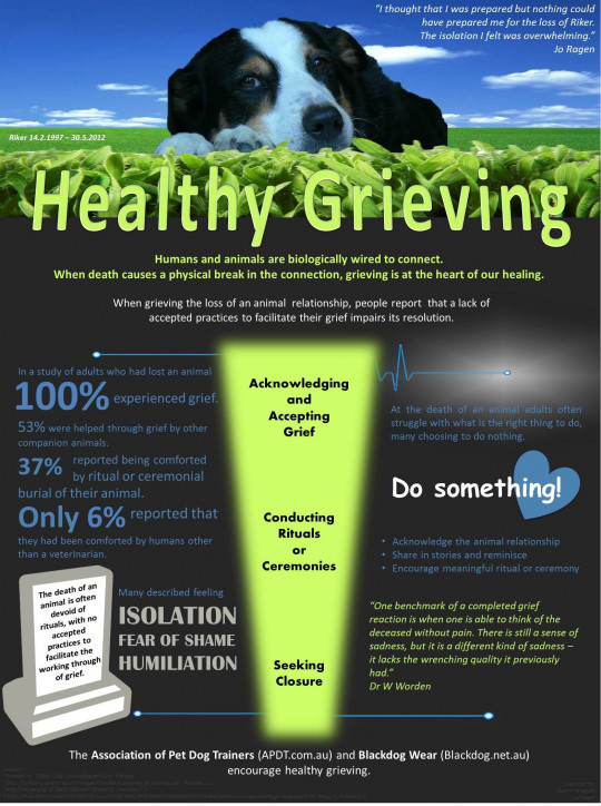 Healthy Grieving