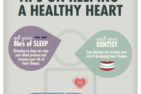 Heart Health Month  Infographic