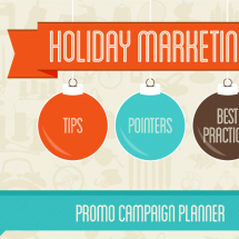 Holiday Marketing Tips, Pointers & Best Practices Infographic