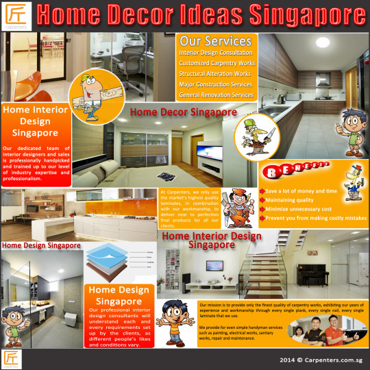 Home Decor Ideas Singapore
