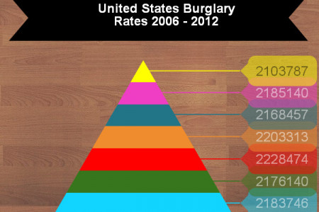 Home Security System infographic Infographic