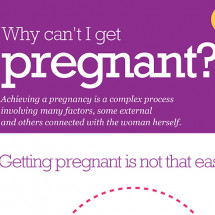 How Can I Get Pregnant? Infographic