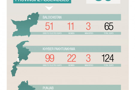 How Pakistan Will Vote on May 11, 2013 Infographic