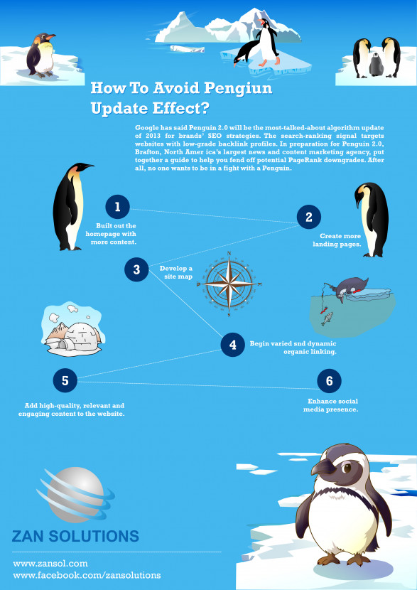 How to Avoid Penguin Update effects