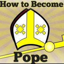 How To Become Pope Infographic