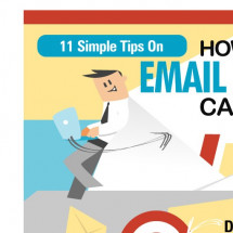 How To Conduct Email Marketing Campaign Infographic