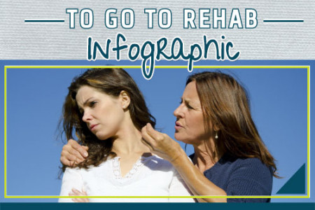 How To Convince Someone To Go To Rehab Infographic Infographic