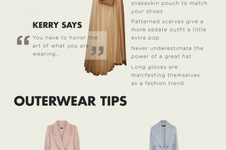 How to Dress Like Olivia Pope? [Infographic] Infographic