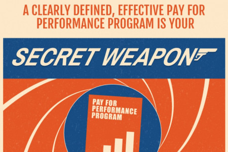 How to Fix your Pay for Performance in 6 Easy Steps Infographic