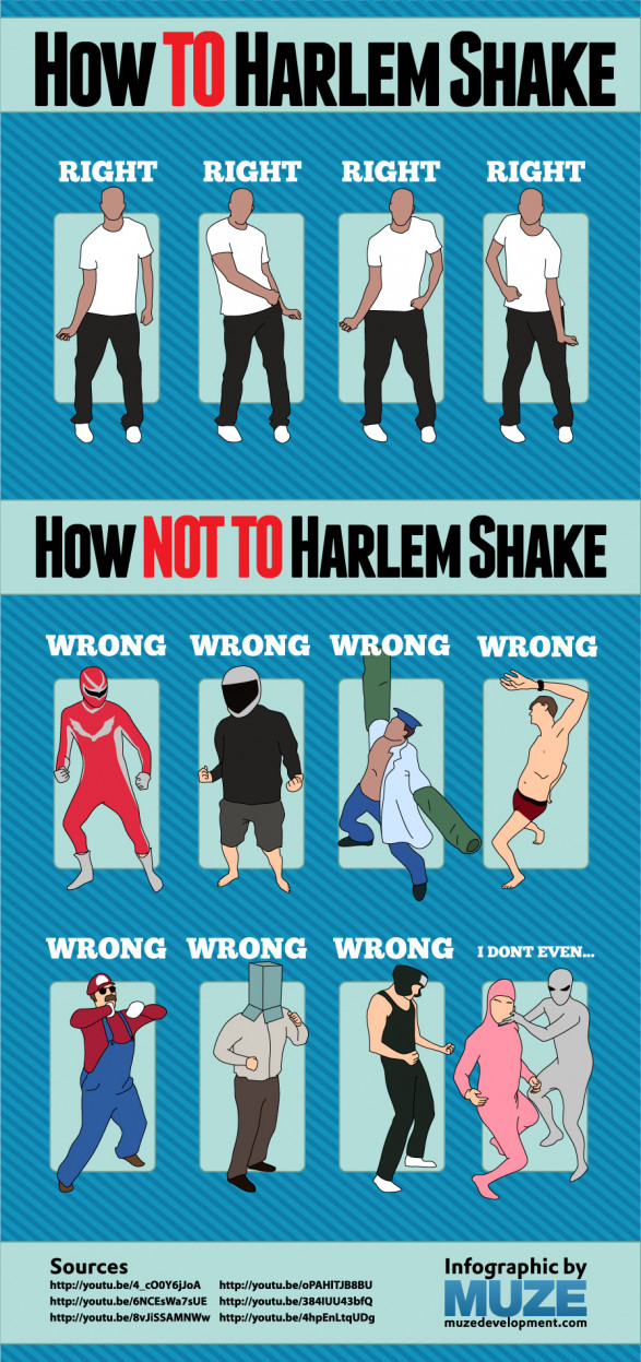 How To Harlem Shake