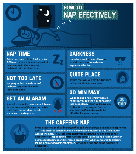 How to Nap Effectively