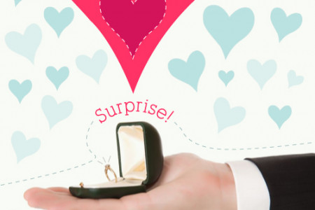 How to Propose the Right Way! Infographic
