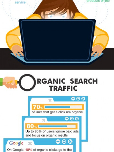 How To Prove SEO Worth Infographic