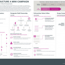 How To Structure A Mini Campaign Infographic