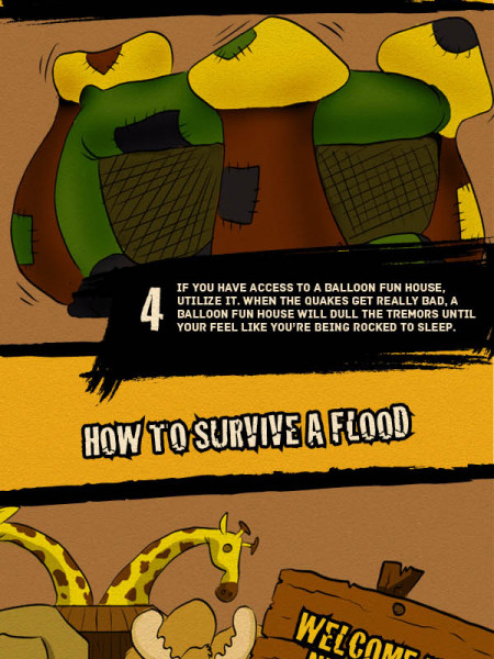 How to Survive The Mayan Calendar Apocalypse Infographic