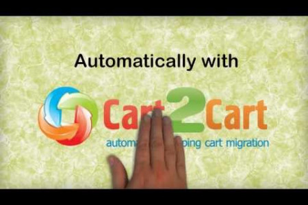 How to Switch from Shopify to Magento with Cart2Cart Infographic