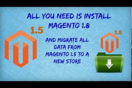 How to Upgrade Magento 1.5 to 1.8 with Cart2Cart Infographic