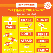 How To Win In The Thank You Economy Infographic